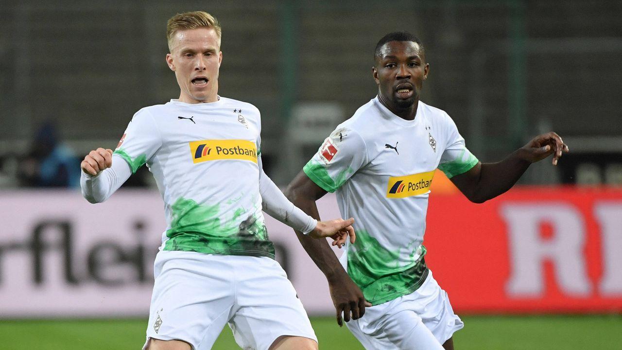 Borussia Mönchengladbach - Bildquelle: imago images/Team 2