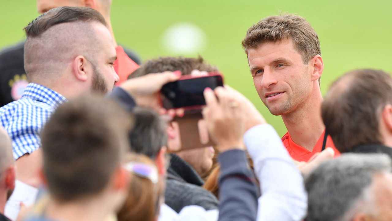 Thomas Müller - Bildquelle: 2019 Getty Images
