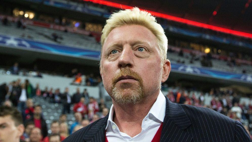 Boris Becker droht Ärger mit der britischen Regierung - Bildquelle: FIROFIROSID