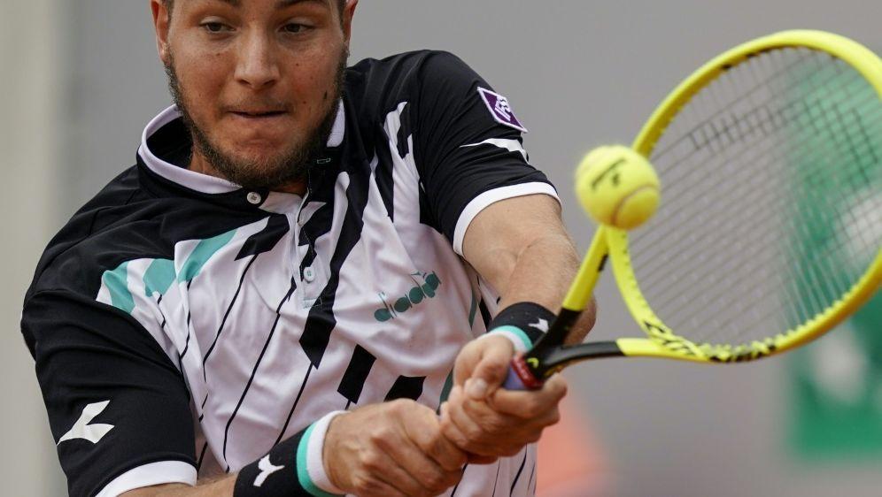 Steht bei den French Open in Runde zwei: Struff - Bildquelle: AFPSIDKENZO TRIBOUILLARD
