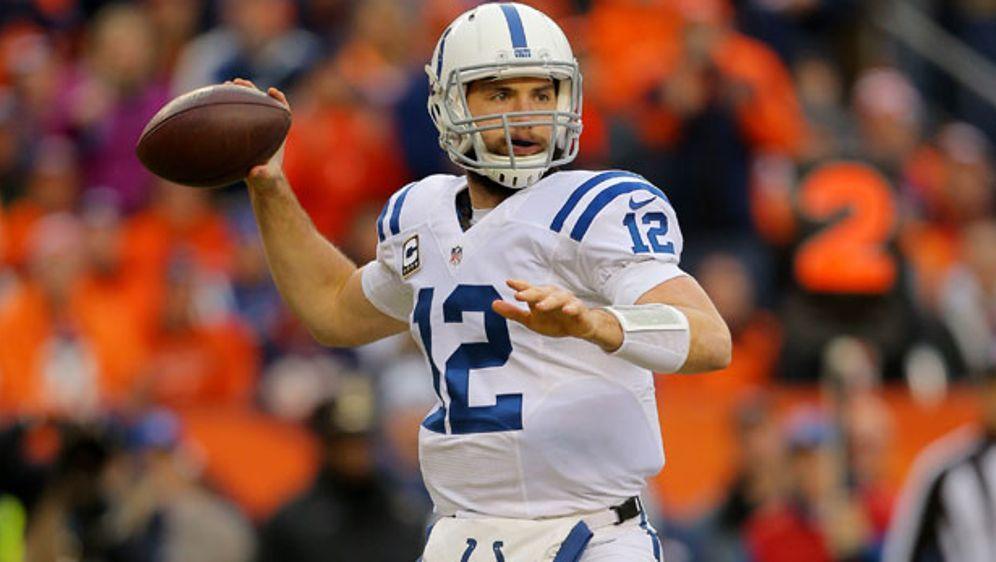 Viele Experten glauben, dass er der kommende Quarterback-Superstar in der NF... - Bildquelle: Getty