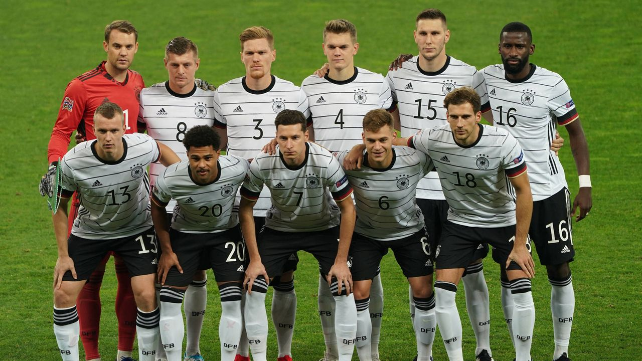 Deutsche Mannschaft Euro 2021