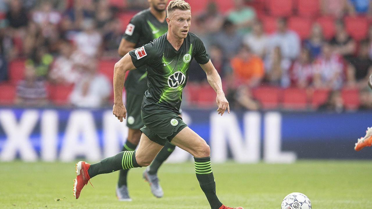 VfL Wolfsburg  - Bildquelle: imago images / Sven Simon