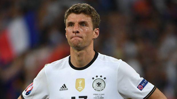 Thomas Müller - Bildquelle: imago/Xinhua