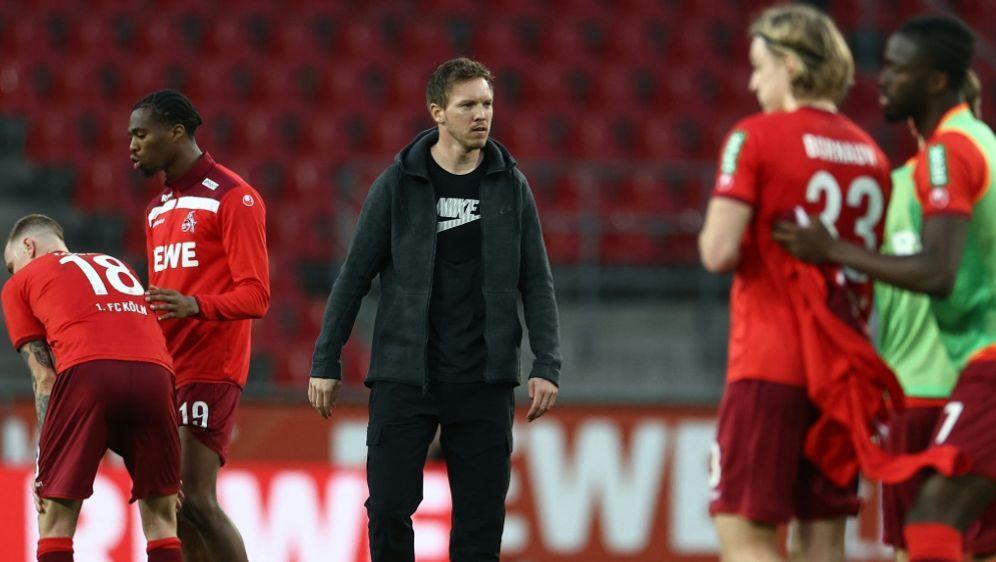 Pleite in Köln für Nagelsmann und RB Leipzig - Bildquelle: AFPSIDROLF VENNENBERND