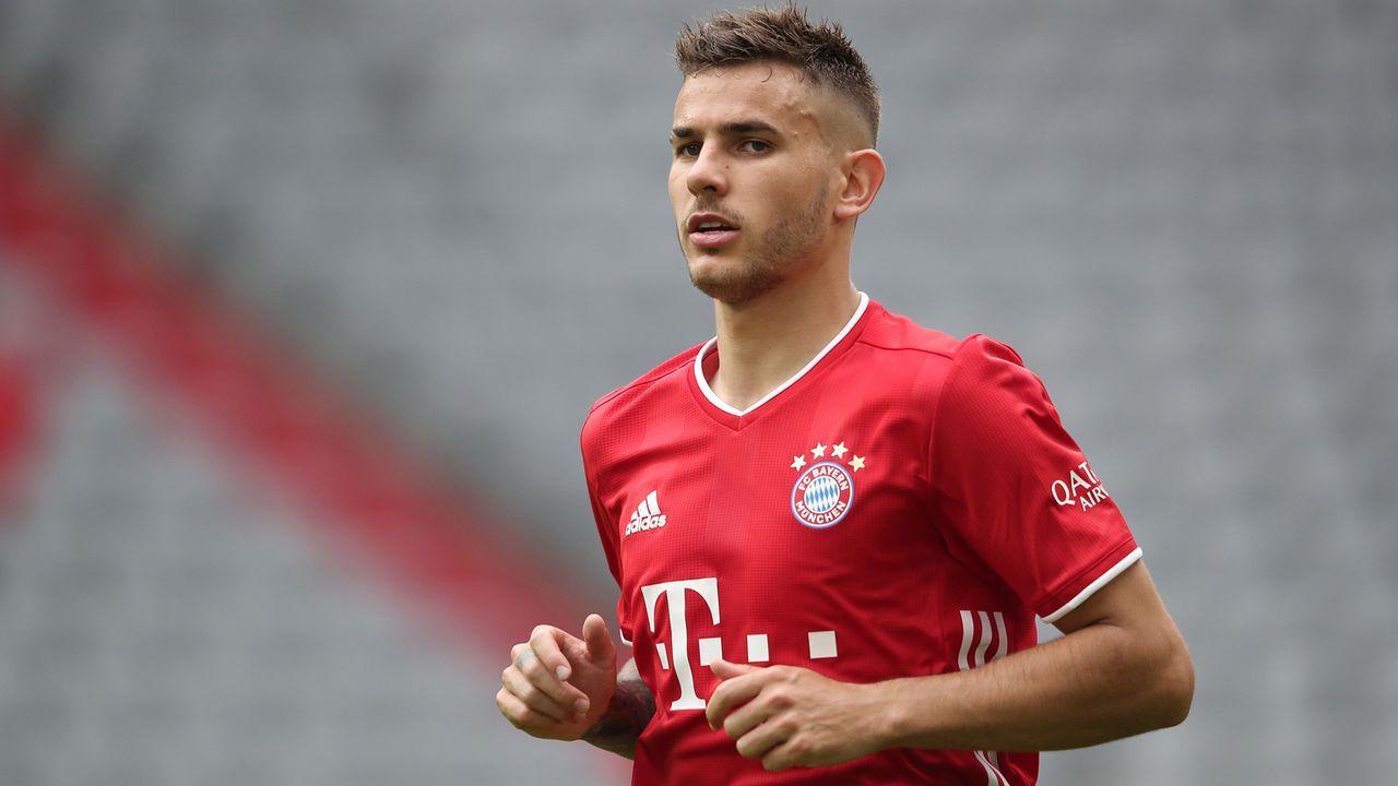 Lucas Hernandez (FC Bayern München) - Bildquelle: 2020 Getty Images