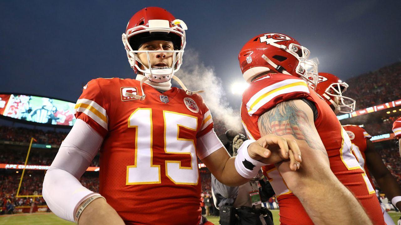 Kansas City Chiefs: 7 Picks - Bildquelle: 2019 Getty Images