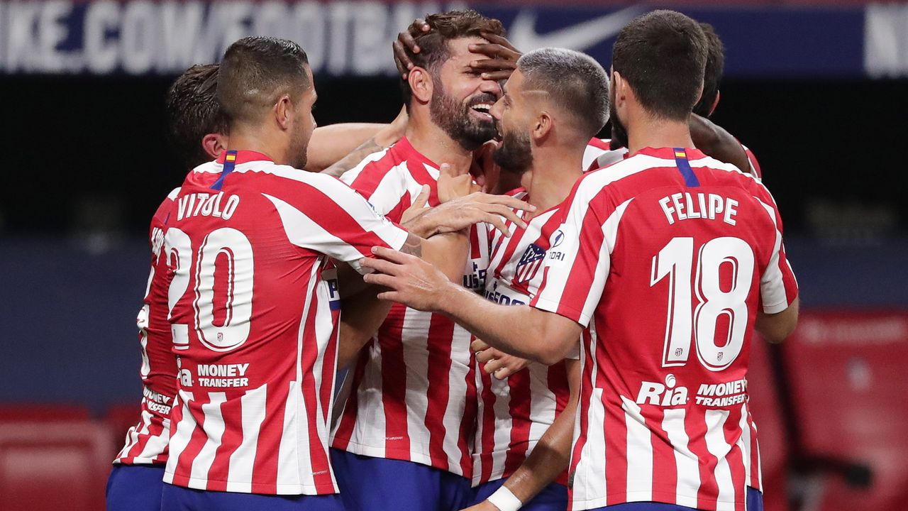 Atletico Madrid - Bildquelle: 2020 Gonzalo Arroyo Moreno