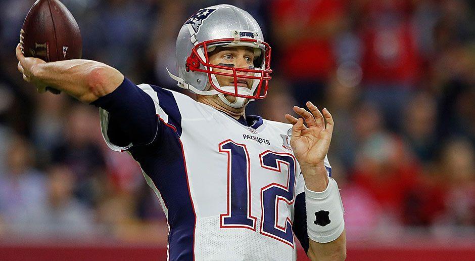 5. neuer Rekord: Meiste Passing Yards in einem Super Bowl - Bildquelle: 2017 Getty Images