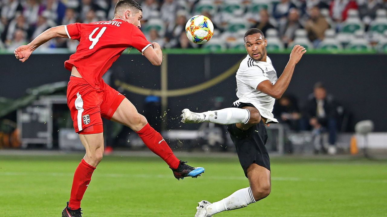 Jonathan Tah  - Bildquelle: Getty