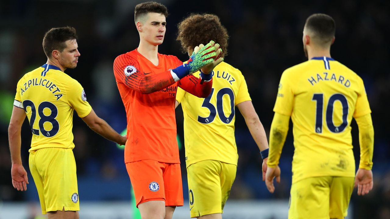 Platz 2 - FC Chelsea - Bildquelle: 2019 Getty Images