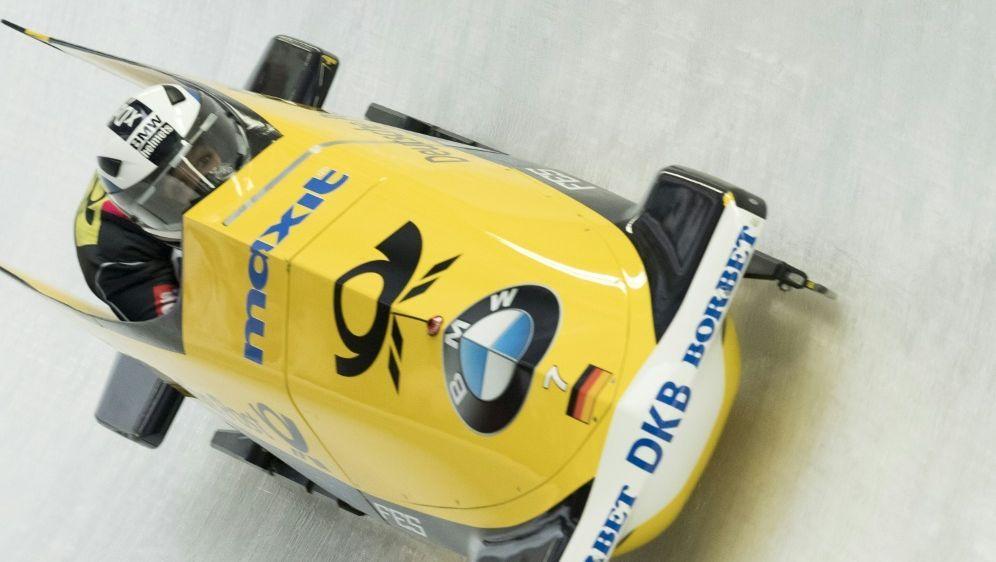 Mariama Jamanka ist auf dem besten Weg zur Goldmedaille - Bildquelle: PIXATHLONPIXATHLONSID