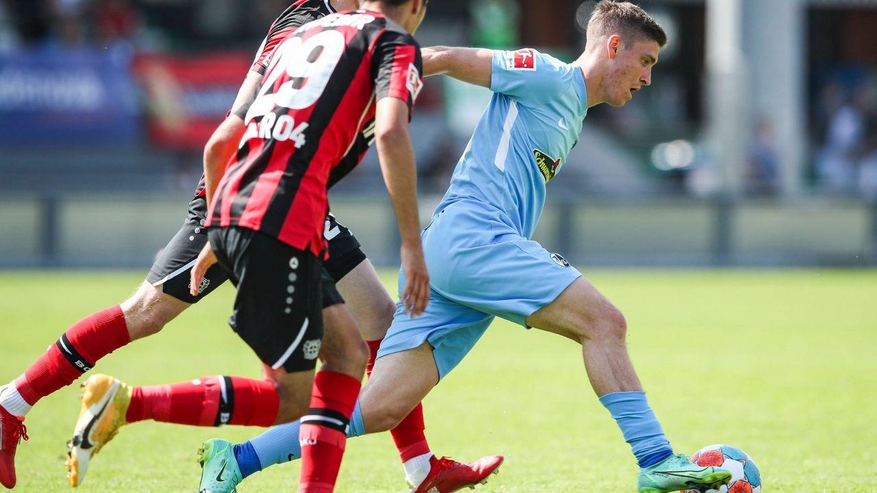 Roland Sallai (SC Freiburg) - Bildquelle: imago