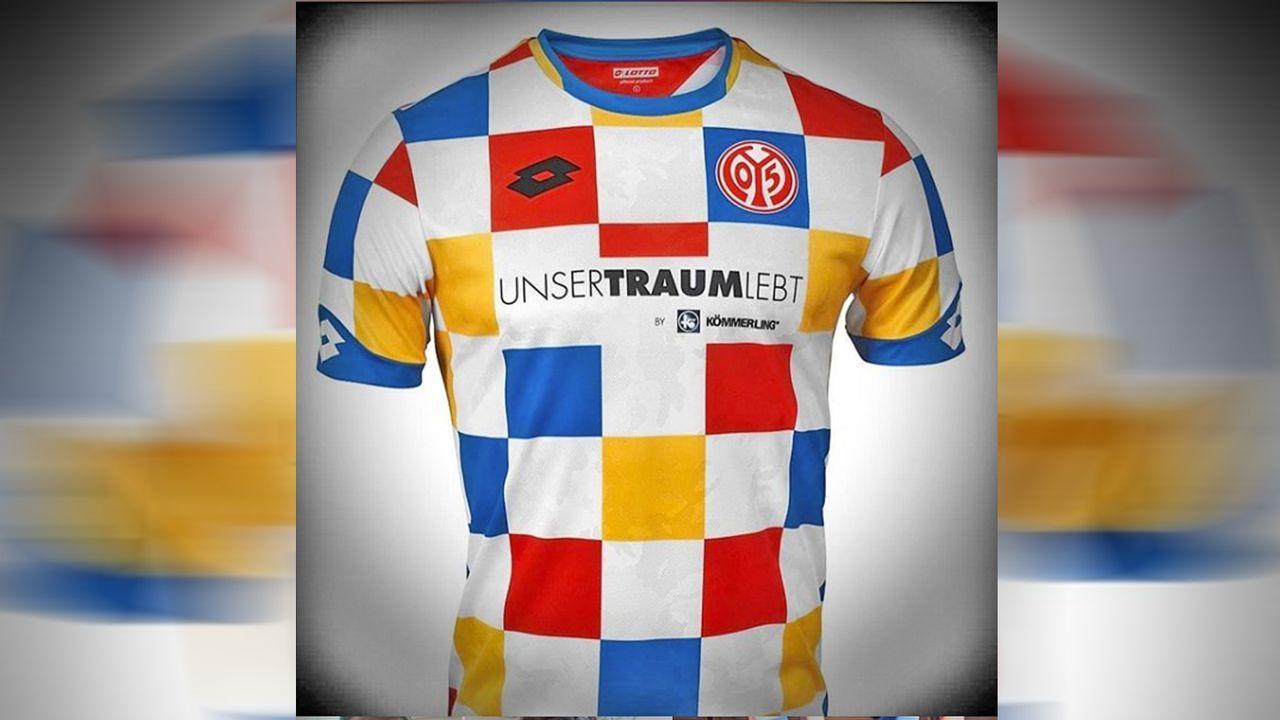 lowest price 3690c 1560d Fußball - Die hässlichsten Trikots der Welt