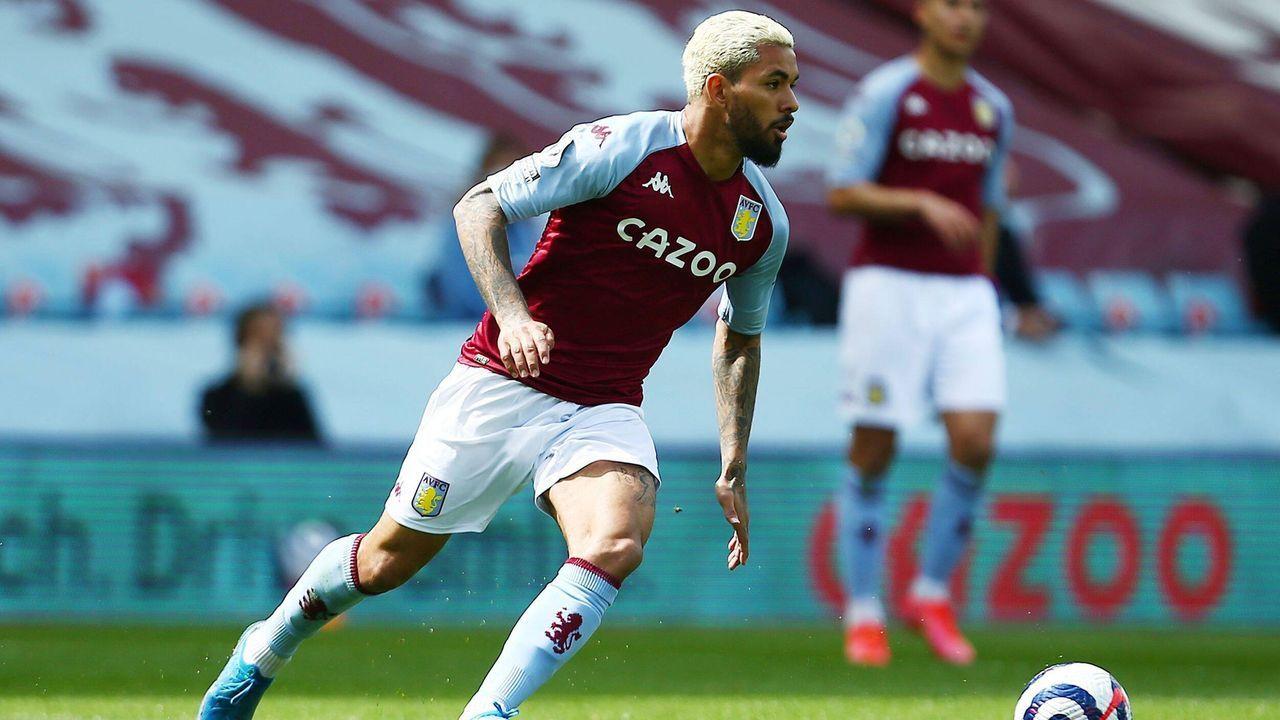 Mittelfeld: Douglas Luiz (Aston Villa) - Bildquelle: Imago Images