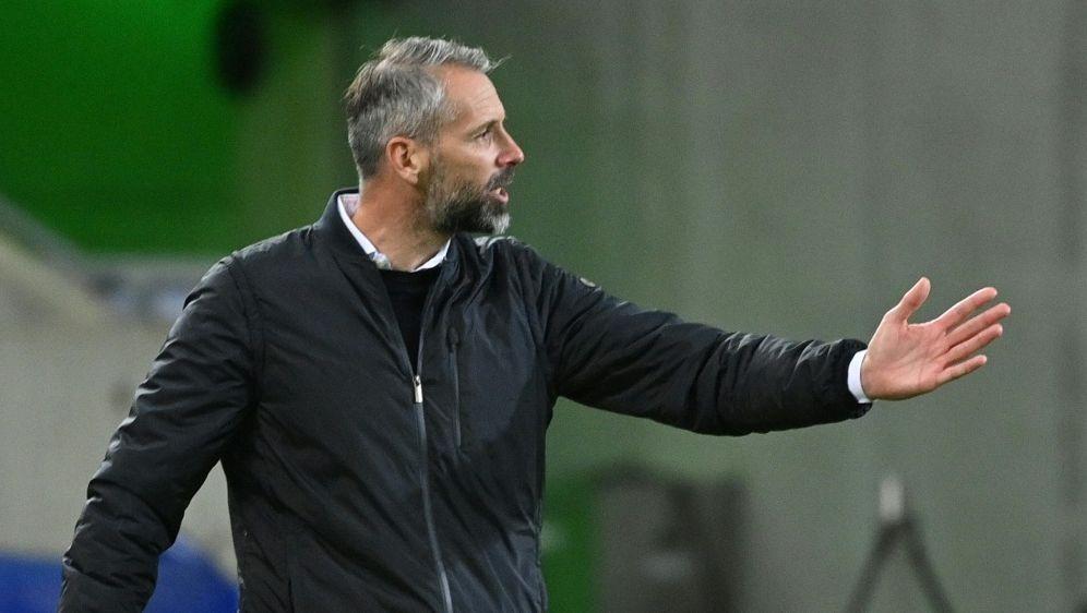 Marco Rose lobt sein Team trotz Ausgleich - Bildquelle: AFPSIDINA FASSBENDER
