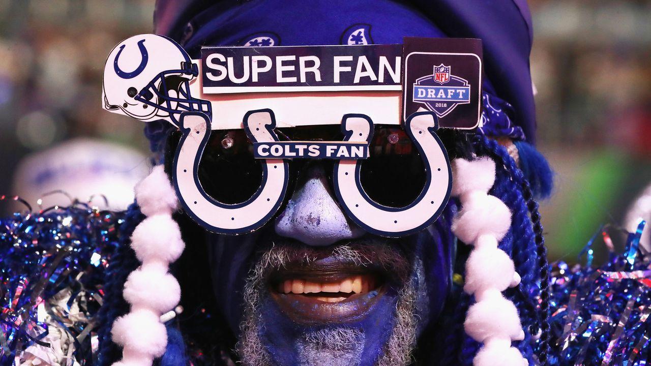 Indianapolis Colts - Bildquelle: 2018 Getty Images
