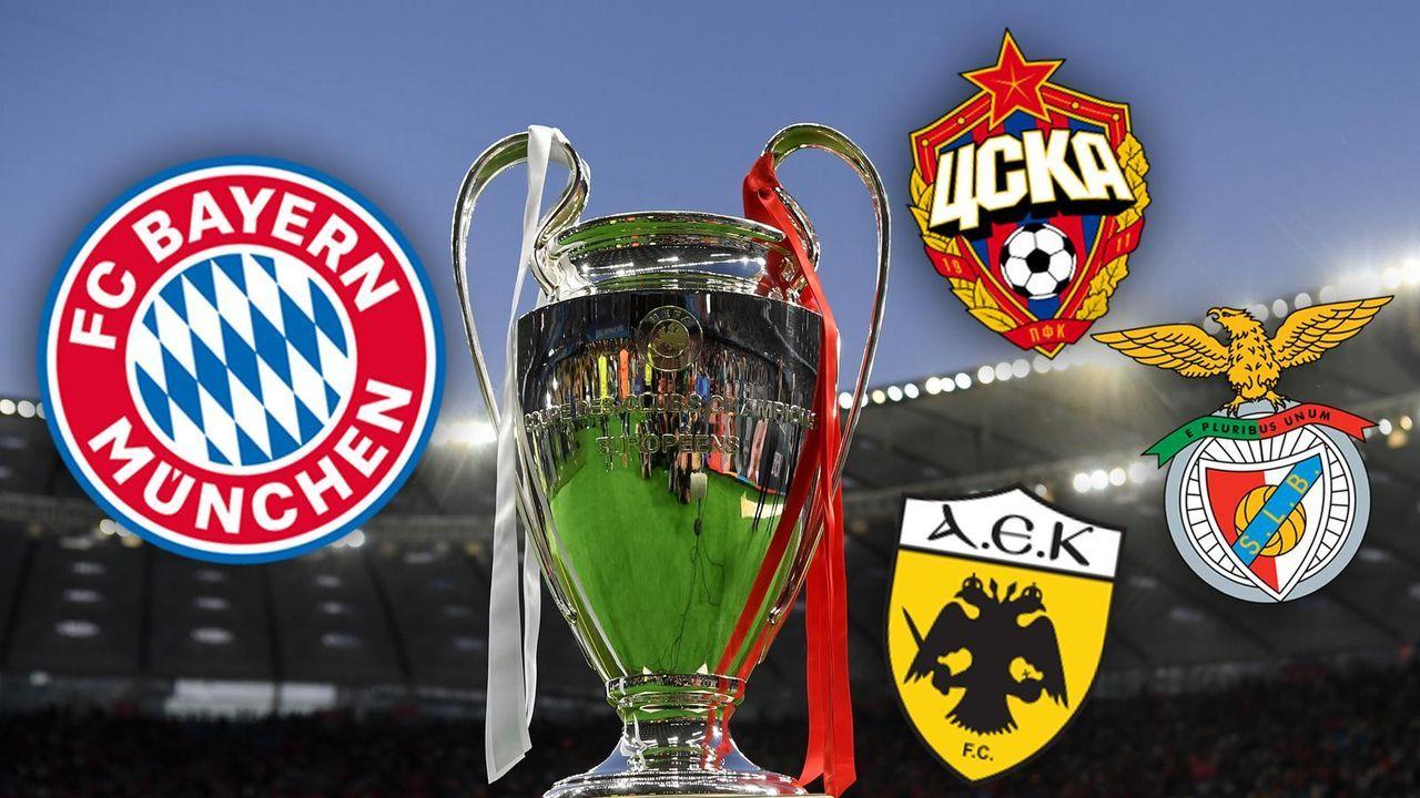 FC Bayern München: Mögliche leichte Gruppe - Bildquelle: getty