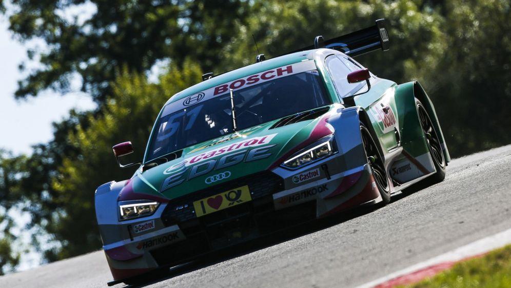 Nico Müller fährt seit 2014 in der DTM und ist als Audi-Werksfahrer auch in ... - Bildquelle: Audi