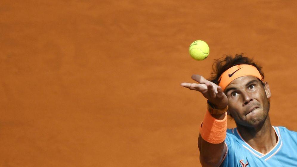Rafael Nadal gewinnt sein erstes Match - Bildquelle: AFPSIDPIERRE-PHILIPPE MARCOU