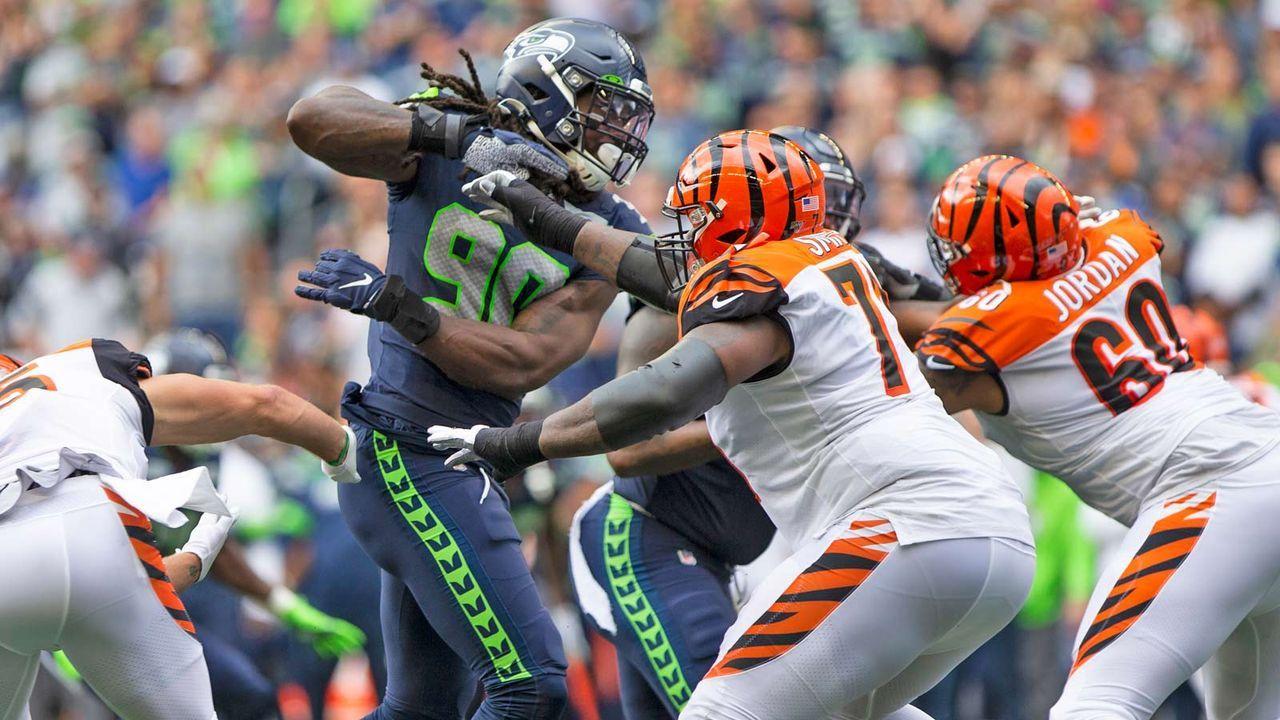 Defensive End - Bildquelle: 2016 Getty Images