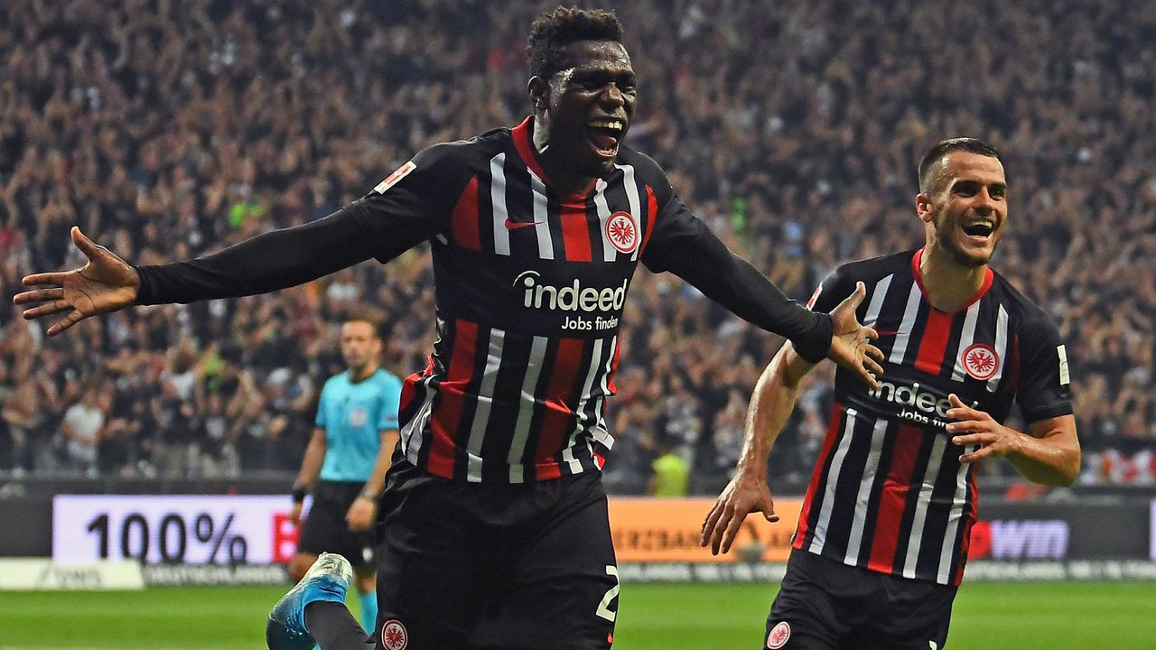 Europa League: Die SGE-Stars in der Einzelkritik