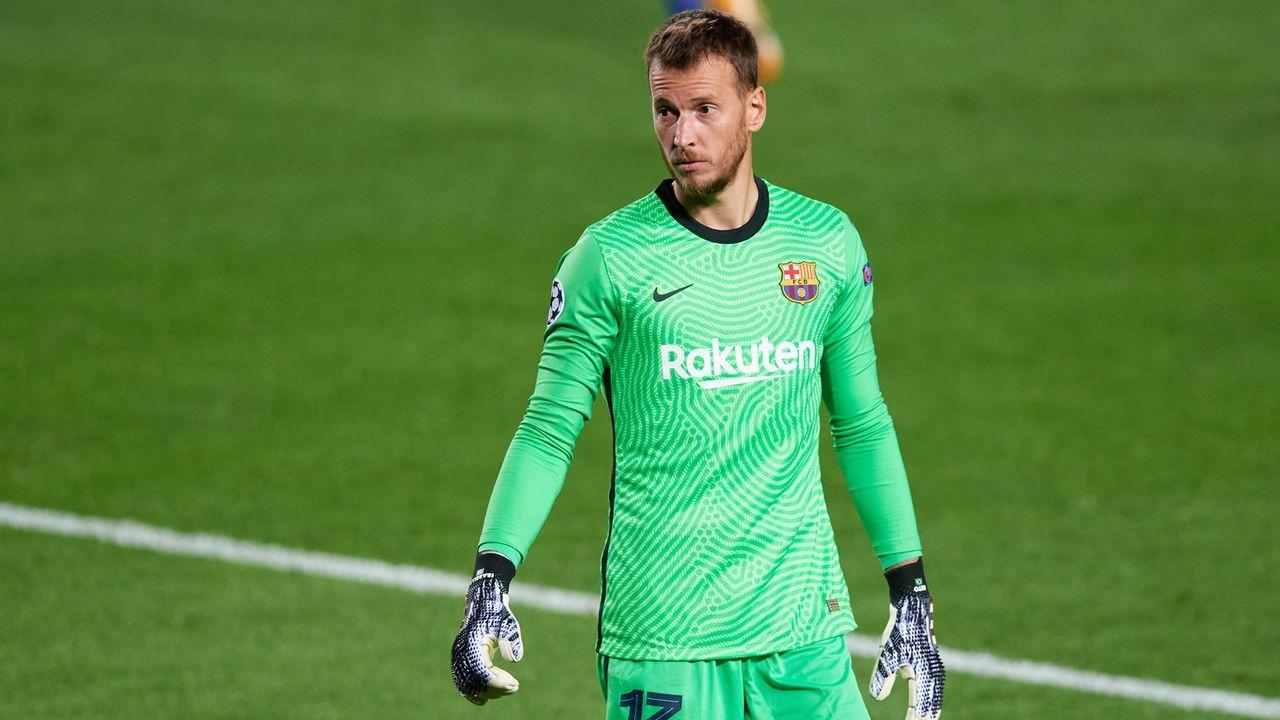 Neto (FC Barcelona) - Bildquelle: 2020 Getty Images