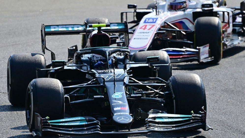 Valtteri Bottas fuhr die schnellste Runde - Bildquelle: AFPSIDANDREJ ISAKOVIC