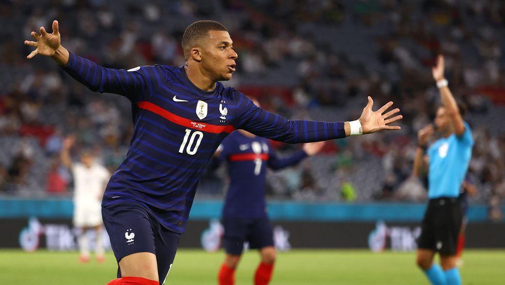 23. Juni 2021 - Am dritten Spieltag bei der EURO 2020 trifft Frankreich in G... - Bildquelle: 2021 Getty Images