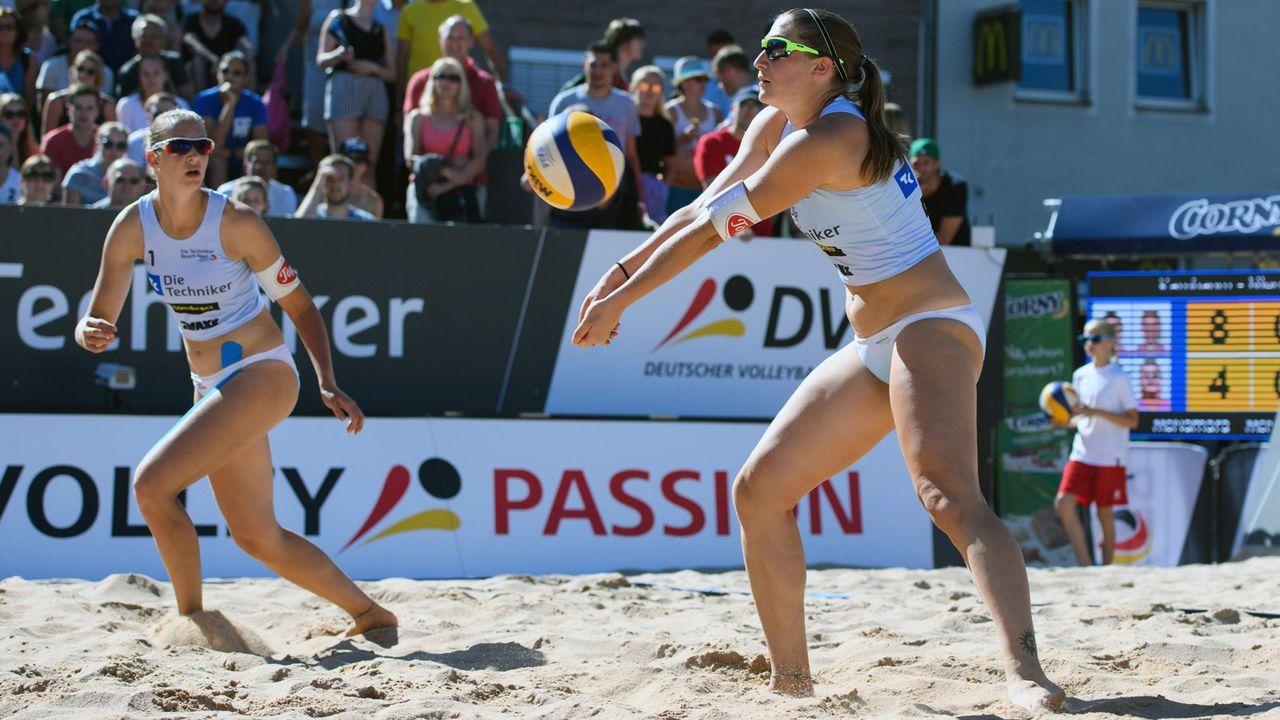 Sandra Karnbaum und Natascha Niemczyk - Bildquelle: imago/HochZwei
