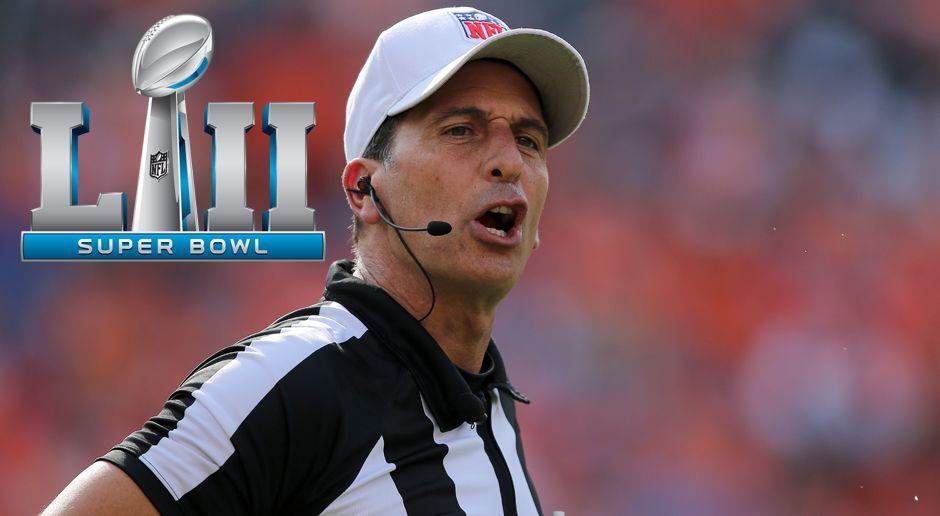 Gene Steratore - Super-Bowl-Schiri mit Geschichte - Bildquelle: 2015 Getty Images