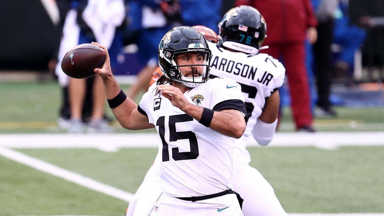 1. Pick: Jacksonville Jaguars - Bildquelle: getty