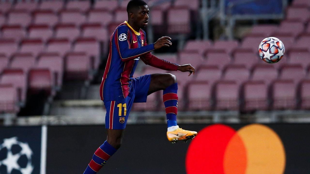 Ousmane Dembele (FC Barcelona) - Bildquelle: 2020 Getty Images