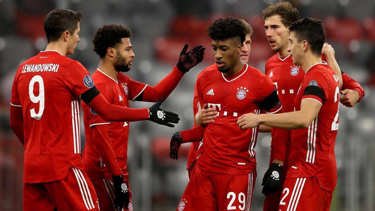3:1 gegen Salzburg - die Bayern-Stars in der Einzelkritik - Bildquelle: Getty Images