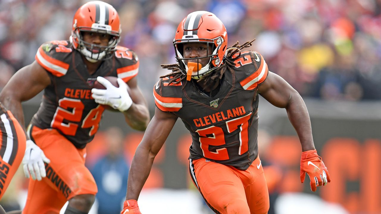Platz 9: Cleveland Browns - Bildquelle: getty