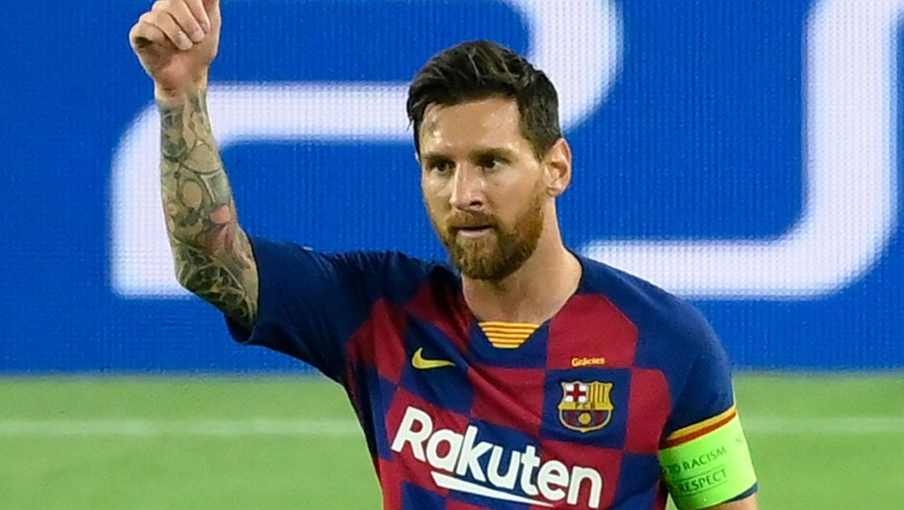 Messi spendet 50 Beatmungsgeräte an seine Heimatstadt - Bildquelle: AFPSIDLLUIS GENE