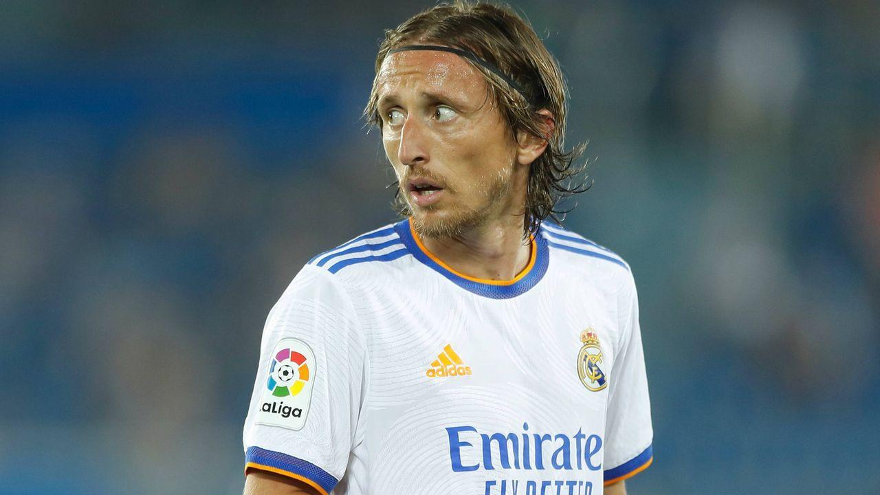 Luka Modric (Real Madrid) - Bildquelle: imago images/AFLO