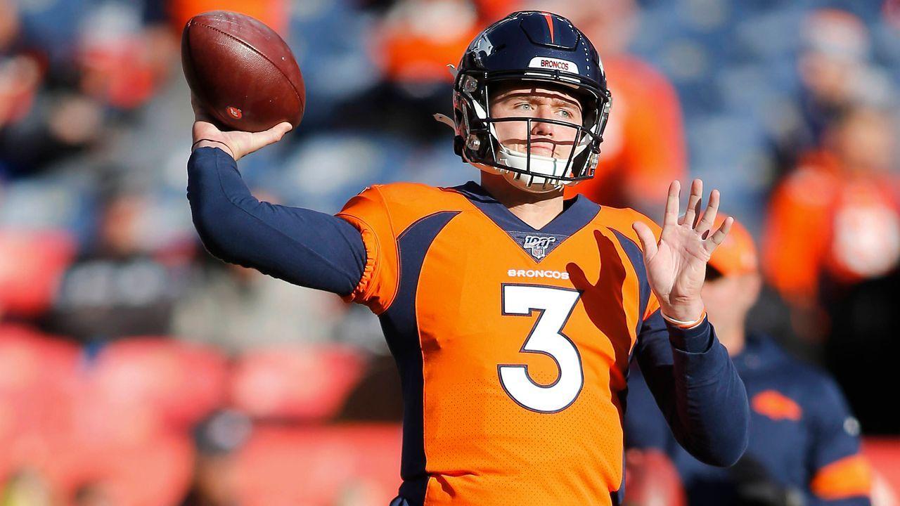 Denver Broncos: Wide Receiver - Bildquelle: imago images/Icon SMI