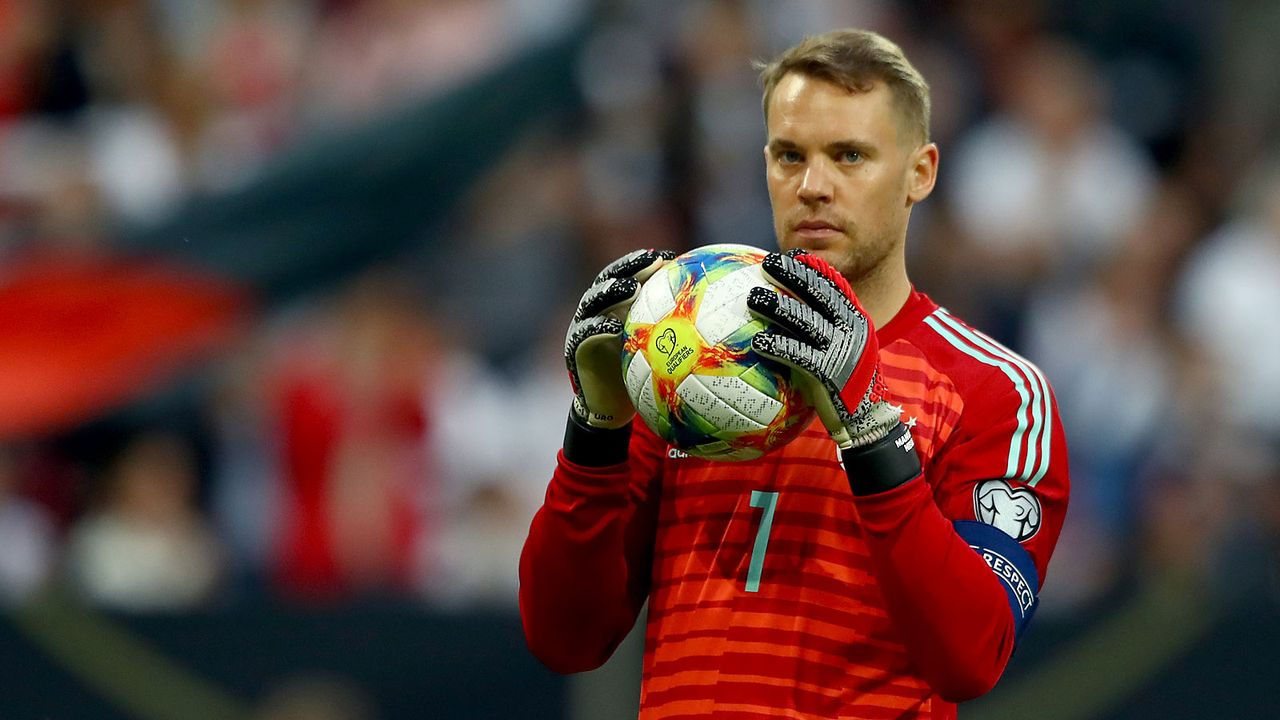 Manuel Neuer - Bildquelle: 2019 Getty Images