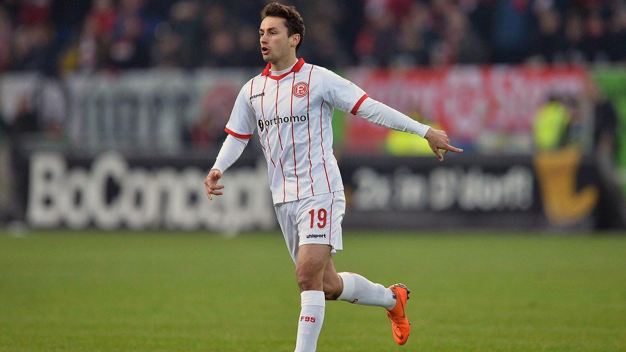 Davor Lovren (Fortuna Düsseldorf) - Bildquelle: imago/Revierfoto