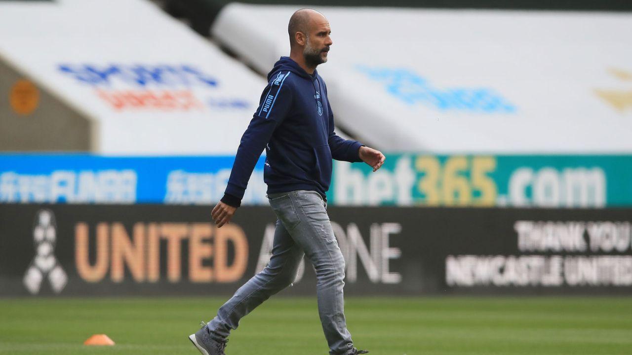 Urlaub in Barcelona: Pep Guardiola muss in Quarantäne und verpasst Vorbereitung - Bildquelle: imago