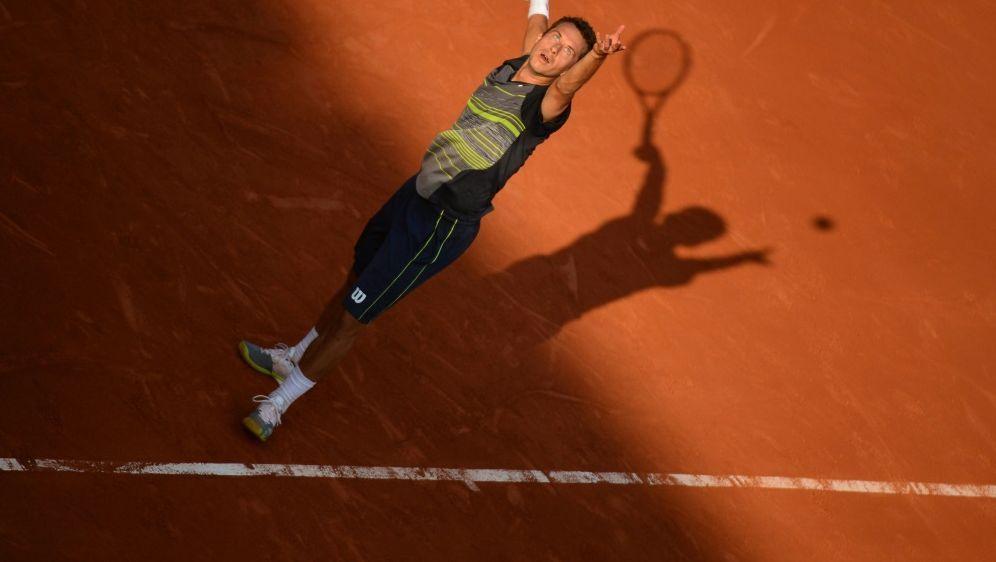 Kohlschreiber trifft in Monte Carlo auf Djokovic - Bildquelle: FIROFIROSID