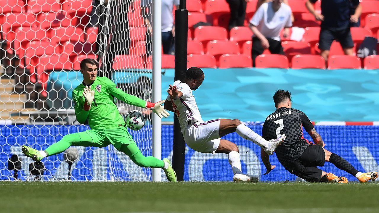 Sterling macht den Unterschied: England und Kroatien in der Einzelkritik - Bildquelle: Getty Images Europe