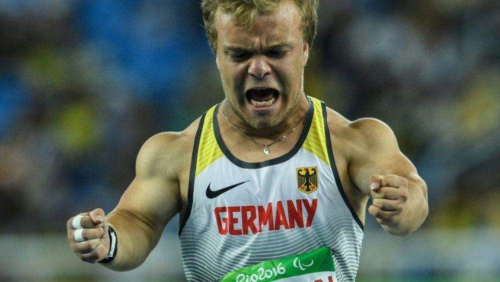 Niko Kappel gewinnt in Dubai die Silbermedaille - Bildquelle: AFPSID