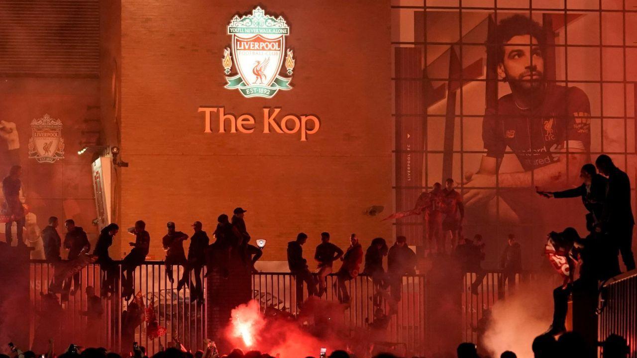FC Liverpool - Bildquelle: Getty