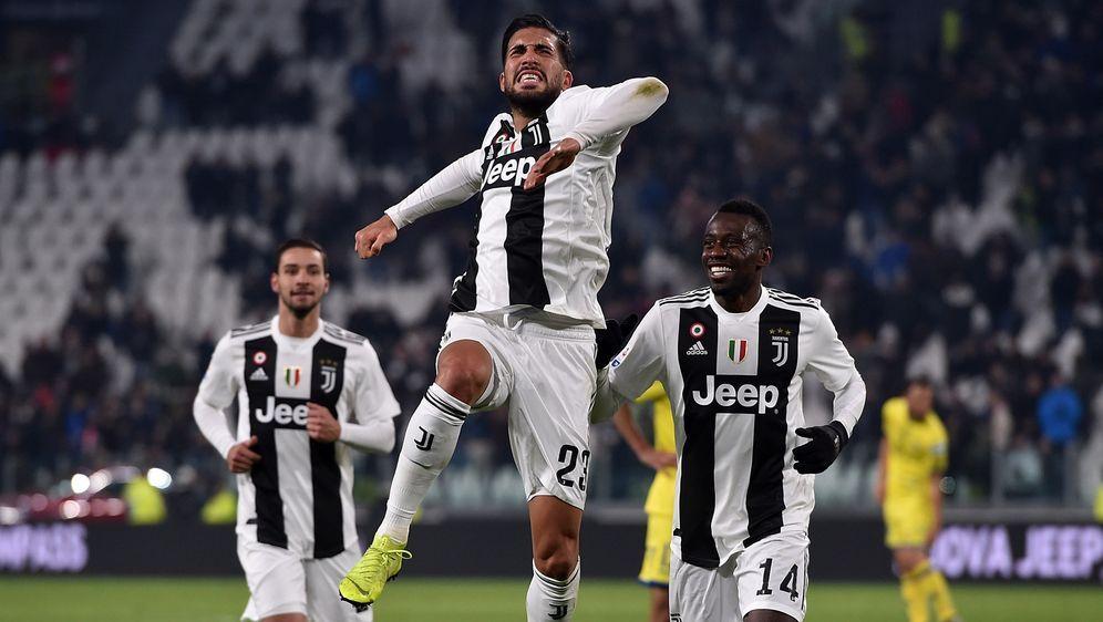 Emre Can trifft für Juventus Turin. - Bildquelle: 2019 Getty Images