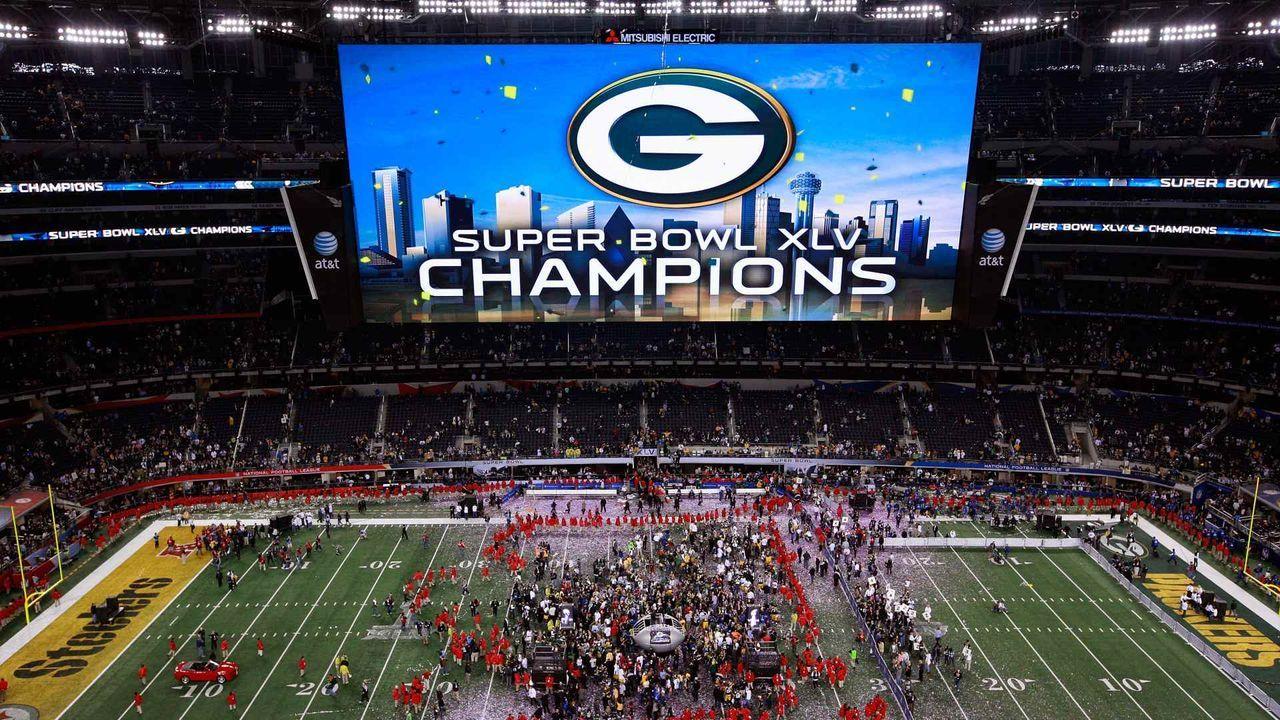 4. Spieltag - Super Bowl XLV Rematch: Pittsburgh Steelers vs. Green Bay Packers  - Bildquelle: getty