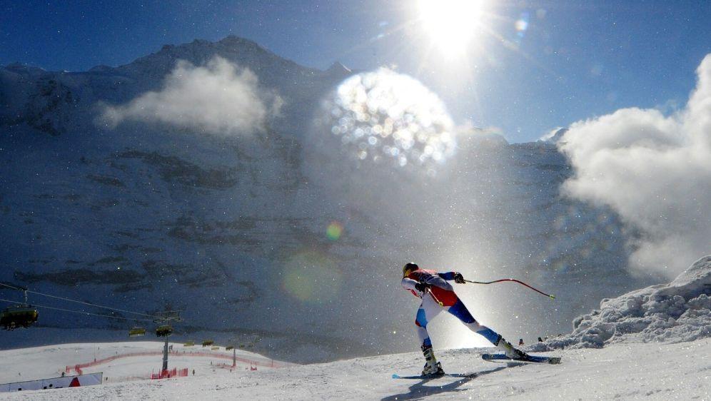 Vor Olympia kontaktiert der DSV den BND - Bildquelle: AFP/SID/OLIVIER MORIN