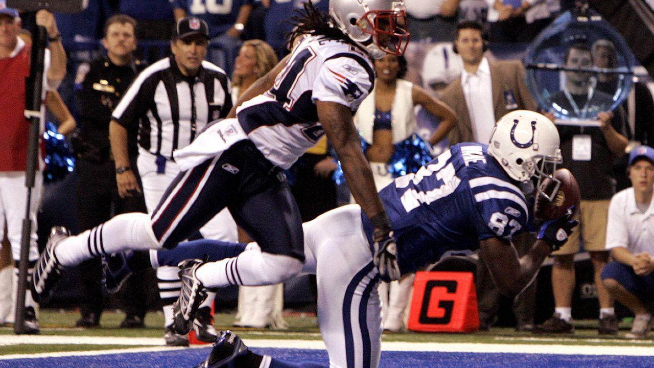 2009: Last-Minute-Sieg von Manning über Brady - Bildquelle: imago sportfotodienst
