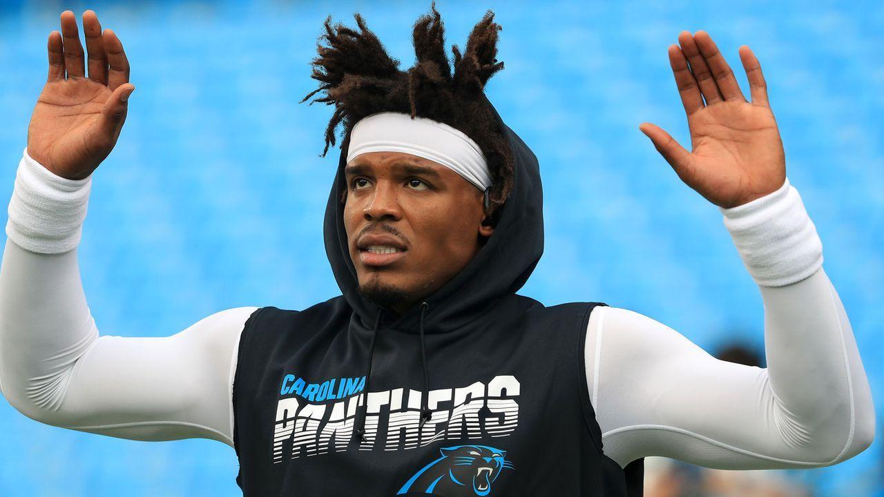 Cam Newton (Carolina Panthers) - Bildquelle: Getty Images